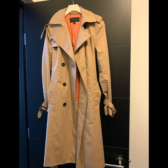 Ann Taylor Jackets & Blazers - Trench Coat